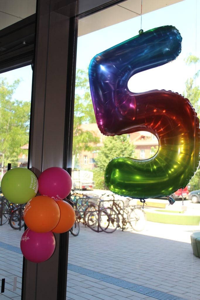 Schulfest 5. Geburtstag